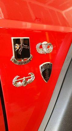 Berlin Brigade, 502d Infantry, Jump Wings, Air Assault