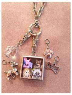 Soldered jewelry.  Soldered charms