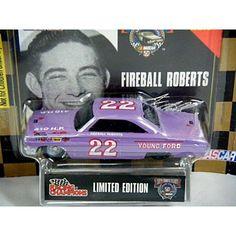 Racing Champions NASCAR Legends Fireball Roberts 1964 Ford Galaxie