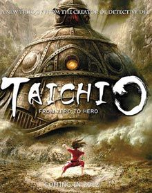Tai Chi 0! Not your typical martial arts epic!  First film of the upcoming Tai Chi trilogy, it focuses on the early years of Tai chi master Yang Luchan, the man who founded in the 19th century what has now become the most popular tai chi style in the world.