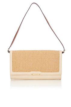 Cream Fiorelli Clutch Bag #My Wallis Suitcase