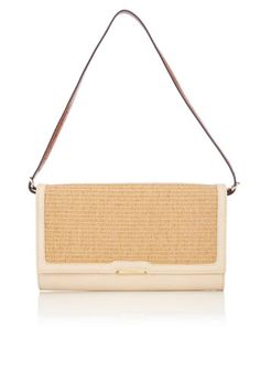 Cream Fiorelli Clutch Bag #My Wallis Suitcase
