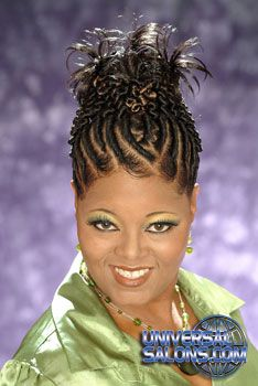 Twist Hair Styles From Angela Pooler