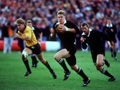Speciale Rugby World Cup: cartoline mondiali - John Kirwan - On Rugby