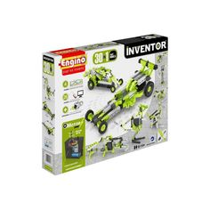 Engino - Inventor 30-in-1 Models Motorized Set - Green