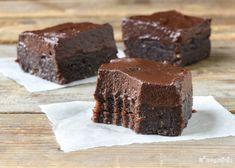 Falsos brownies Chocolate Sin Gluten, Desserts, Recipes, Dishwashers, Food, Brunch, Homemade Vanilla Extract, Homemade Vanilla, Apple Muffins