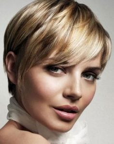 love the color....not so much the cut because I am letting my hair grow out...but this color!!