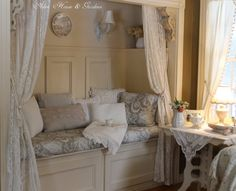 Aiken House & Gardens: Our Reading Nook~ Revisited