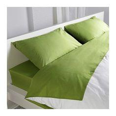 Ikea Dvala (3) Piece Twin XL Green Sheet Set, 100% Cotton IKEA http://www.amazon.com/dp/B00NP0LJDY/ref=cm_sw_r_pi_dp_WQyZvb0N8J2VM