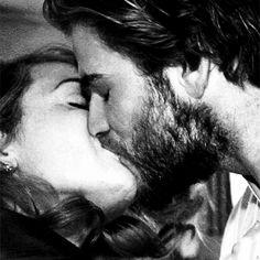 Image result for kissing gifs beard