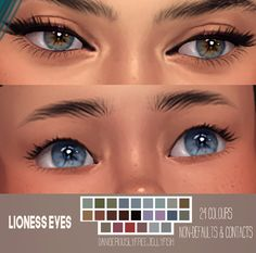 Los Sims 4 Mods, Sims 4 Body Mods, Sims 4 Game Mods, Sims 4 Cc Eyes, Sims 4 Mm Cc, Sims Four, Maxis, The Sims 4 Skin, The Sims 4 Cabelos
