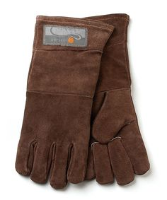 Leather Grill Mitts | Daily deals for moms, babies and kids