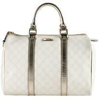 """Gucci GG Plus 'Joy"""" Medium Boston Handbag"""