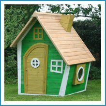 Whacky playhouse