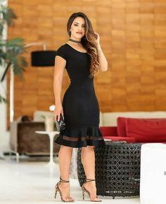 261f5656cb BodyShape of 2019. Modelos De Vestidos CortosVestidos ...