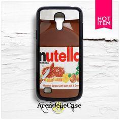 Nutella Bottle Samsung S4 Mini Case