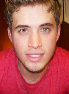 Brian Dales :) those green eyes! <3