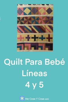 Quilt Para Bebe Lineas 4 y 5 Ale, Fabric Boxes, Quilt Blocks, Cotton Canvas, Patch Quilt, Hipster Stuff, Ale Beer, Ales, Beer