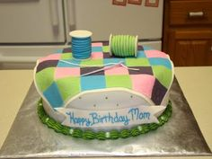 @Deanna Allred, I could see this cake for you!