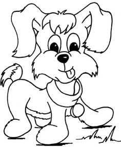 Coloring Pages « Create-A-Book - Personalized Children's Books and Music Hidden Pictures, Some Pictures, Art Drawings Sketches, Animal Drawings, Drawing Animals, Dog Template, Punch Needle Patterns, Dog Pattern, Personalized Books
