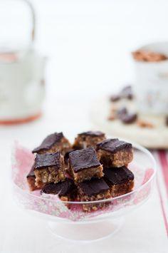 Almond, Coconut & Date Bites | KiranTarun.com @Kira Neal Srivastava