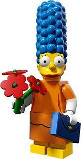 LEGO Minifigures Simpson 2 - Marge #Lego #LegoSimpson #LegoSimpsons # LegoMinifigure #LegoMinifigures