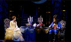 La Bella y La Bestia. Junio 2013. High School Musical, Mamma Mia, Cabaret, Beauty And The Beast, Disney, Crown, Costumes, Concert, Madrid