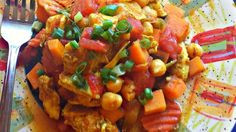 Slow Cooker Chicken Marrakesh