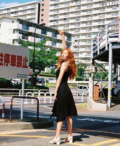 Hyuna Fashion, Grazia Magazine, Midi Skirt, Short Dresses, Korean, Photoshoot, Kpop, Queen, Celebrities