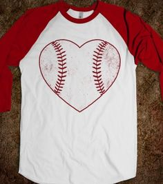 Baseball Love - Sports Fun - Skreened T-shirts, Organic Shirts, Hoodies, Kids Tees, Baby One-Pieces and Tote Bags