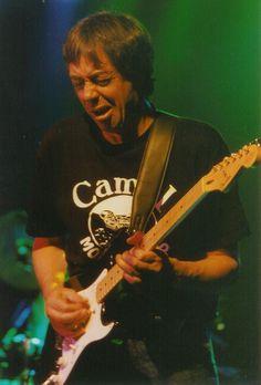 Andrew Latimer of Camel