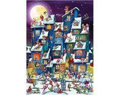 Puzzle D-Toys Navidad de 1000 Piezas