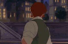 Anastasia & Dimitri (I know she's not a disney)
