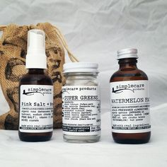 Refresh your hair and skin with natural rose. Organic, steam-distilled rose hydrosol in our Pink Salt + Rose Toner has gentle astringent properties that minimize the appearance of pores, reduce redness, and balance pH levels in skin. Massage For Headache, Natural Face Toner, Natural Rose Water, Rose Toner, Green Superfood, Superfood Powder, Organic Roses, Massage Benefits