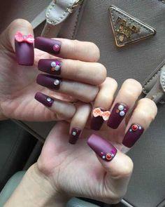 rhinestone nail art designs for 2016 2017