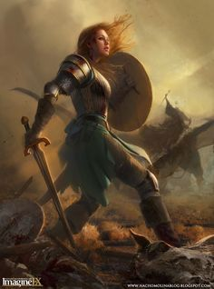 .lady knight
