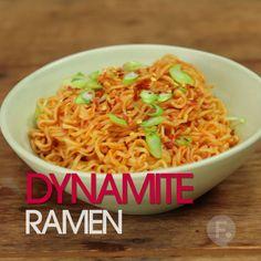 Don't settle for basic ramen.
