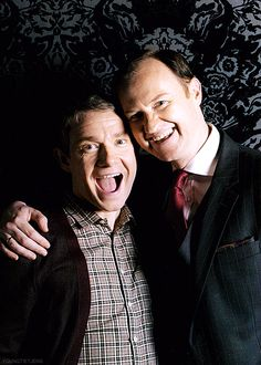 Martin and Mark :D