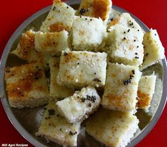 Quick rawa and vegetable dhokla recipe snacks easy and recipes forumfinder Gallery