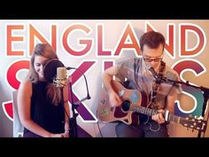 Shake Shake Go - England Skies (Mélie & Vyel Live Cover) - YouTube