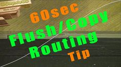 Want to flush two edges, or make multiple copies? Use your router with a flush cutting bit. Good or bad, all are welc. Pattern Cutting, Peacock, Neon Signs, How To Make, Peacocks, Peafowl