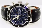 Breitling SuperOcean Heritage Chrono 46 A13320 SS auto. chronograph men's watch