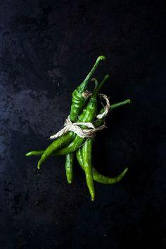 Sweet Green Peppers by onegirlinthekitchen. Zippertravel.com Digital Edition