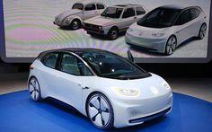 Carro elétrico popular da Volkswagen chega às lojas em 2020