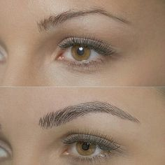 Microblading is NOT an eyebrow tattoo