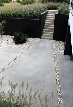 108 pictures and ideas for modern landscape and garden design - Garden floor -