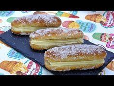 Pepitos de Crema Super rapidos - YouTube