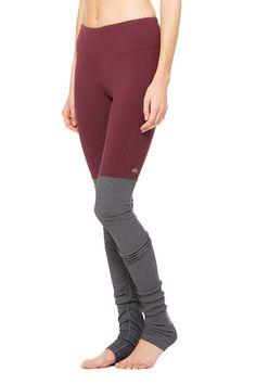 Goddess Legging | Women's Bottoms at ALO Yoga