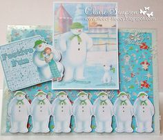 Snowman and Snowdog CD