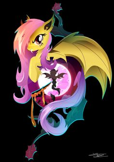 Contest Entry: Flutterbat by Ilona-the-Sinister